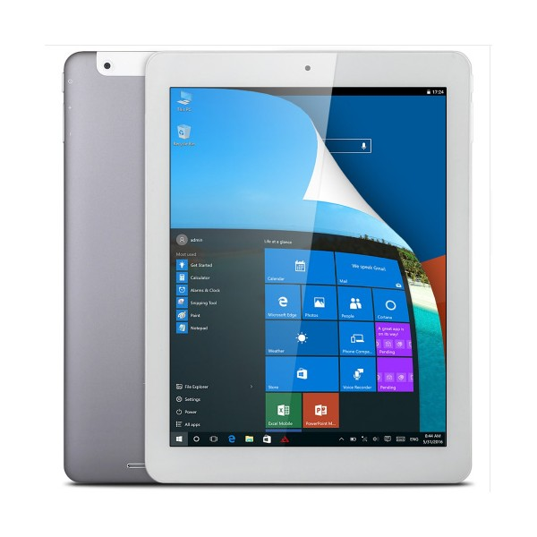 Четириядрен таблет Teclast X98 Plus II 2 in 1 Tablet PC с 2 операционни системи 2