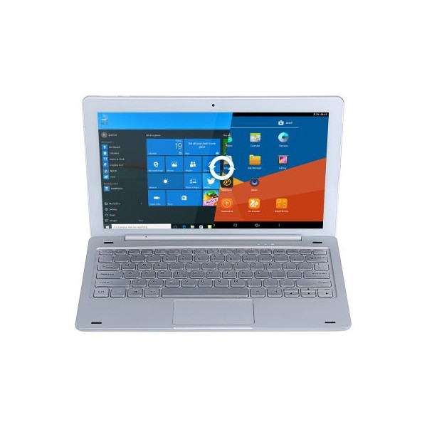 Четириядрен таблет Teclast Tbook 16 Pro 2 in 1 Tablet PC Windows 10 + андроид 5.1 4