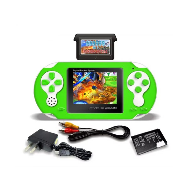 Игрова конзола SY-989 с 2.5 инчов екран и с 999 999 игри