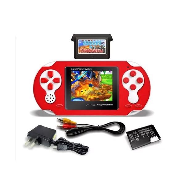 Игрова конзола SY-989 с 2.5 инчов екран и с 999 999 игри 2