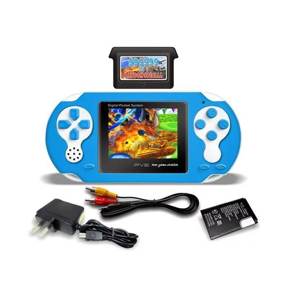 Игрова конзола SY-989 с 2.5 инчов екран и с 999 999 игри 3