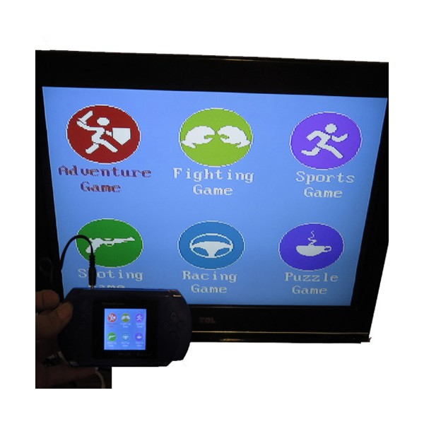 Игрова конзола SY-989 с 2.5 инчов екран и с 999 999 игри 7