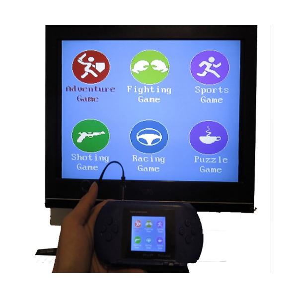 Игрова конзола SY-989 с 2.5 инчов екран и с 999 999 игри 8