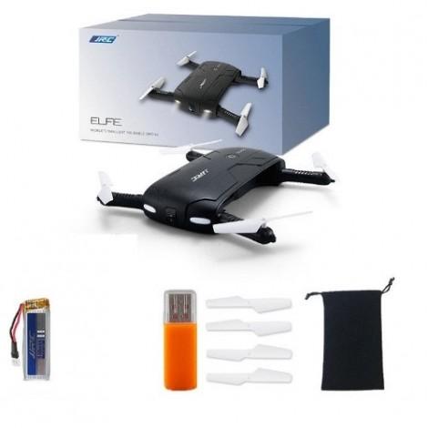 Сгъваем мини квадрекоптер с HD камера FPW 2.0mpx, WiFi