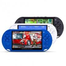 Конзола за игри X9 с 3 Mpx камера, 8 GB памет, TV–OUT, USB и 32 игри PSP2