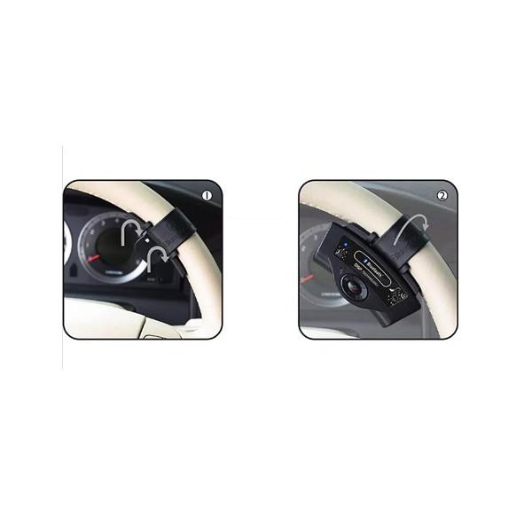 Bluetooth handsfree свободни ръце за волан на автомобил с високоговорител HF1 9
