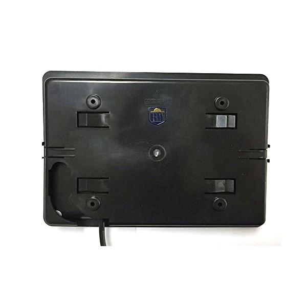 Монитор за кола с 7 инча LCD дисплей, HD 800 x 480 p и 2 AV изхода PK LCD2 6