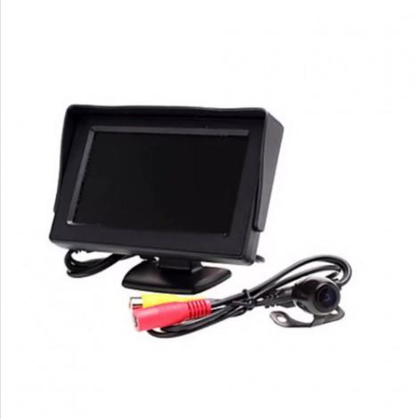 Монитор за камера за кола за задно виждане с HD качество 4.3 инча PK LCD1