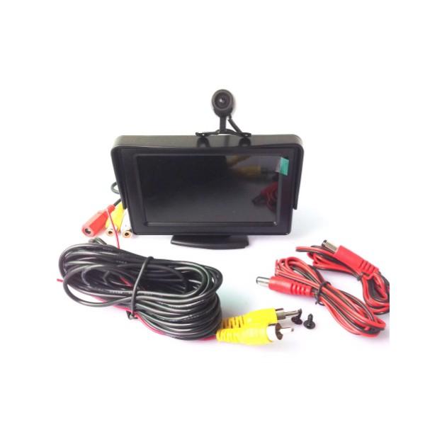 Монитор за камера за кола за задно виждане с HD качество 4.3 инча PK LCD1 5