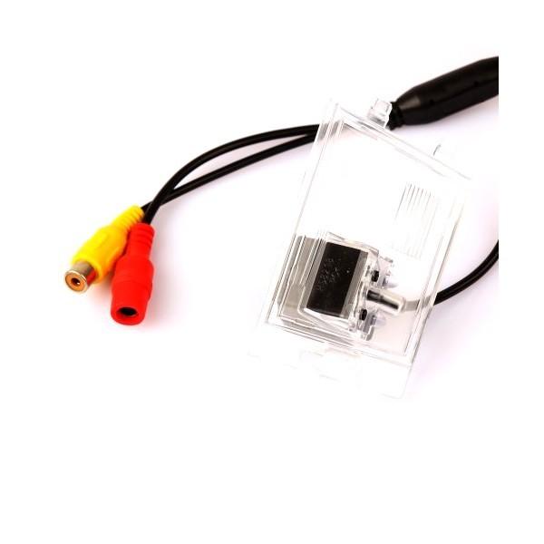 Огледало за обратно виждане с GPS навигация MOONET SONY CCD и задна камера 7