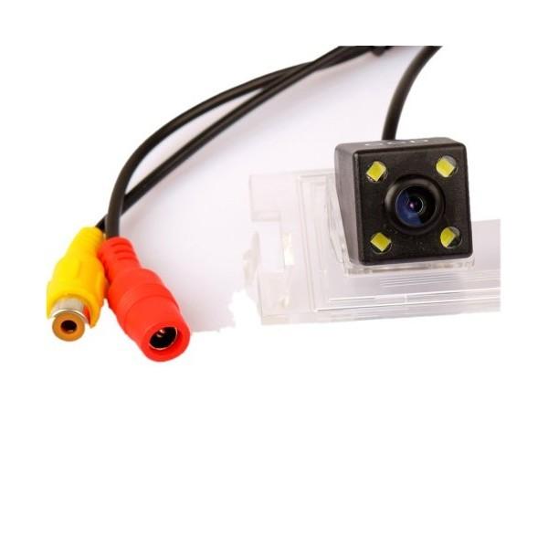 Огледало за обратно виждане с GPS навигация MOONET SONY CCD и задна камера 9
