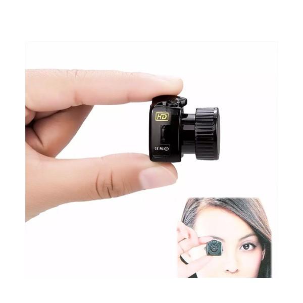 Дигитална мини видеокамера – Y2000 с HD резолюция и вграден микрофон, 8