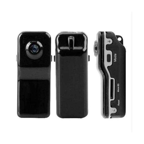 Мини камера Kebidu с гласово активиране720 х 480 px HD и оптичен зум -12Mpx SC5 4