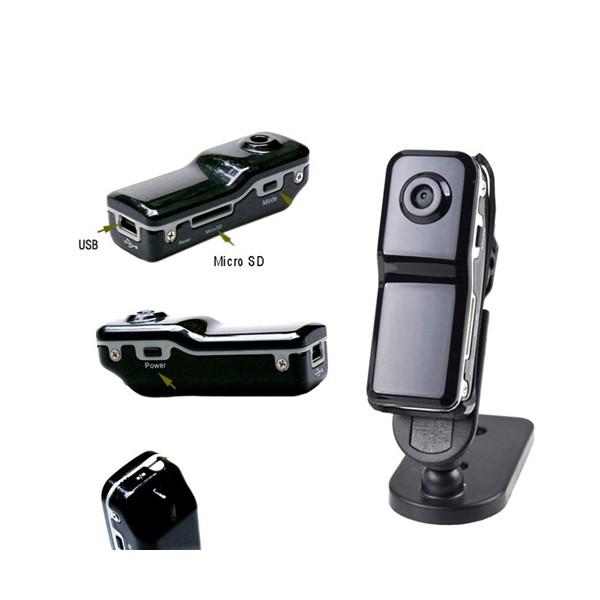 Мини камера Kebidu с гласово активиране720 х 480 px HD и оптичен зум -12Mpx SC5 8