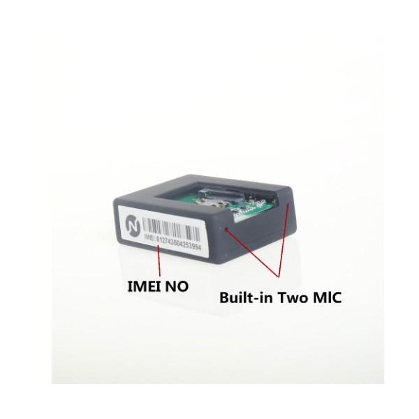 Безжично мини подслушващо устройство със SIM карта и гласов контрол - N9 3