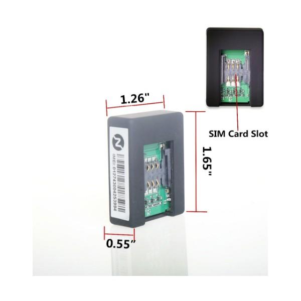 Безжично мини подслушващо устройство със SIM карта и гласов контрол - N9 4