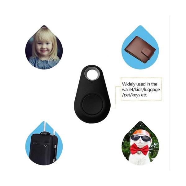 Smart Bluetooth GPS тракер подходящ за портфейл, кола, чанта, куфар 6