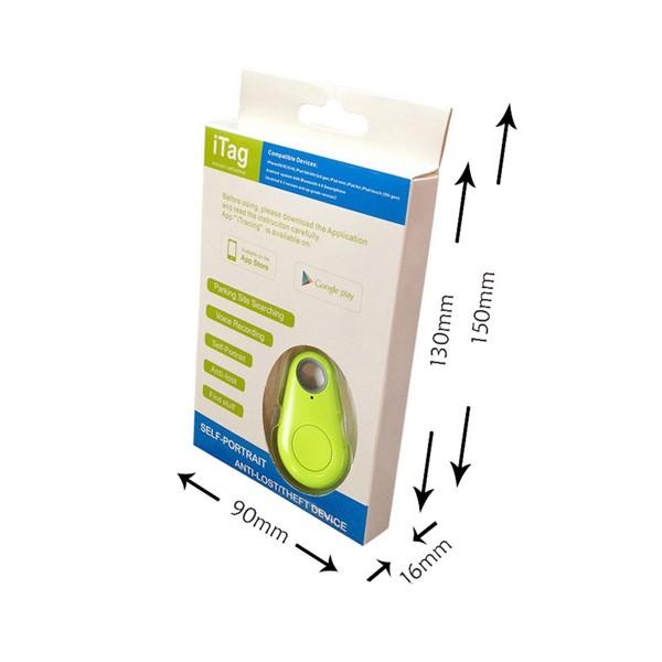 Smart Bluetooth GPS тракер подходящ за портфейл, кола, чанта, куфар 15