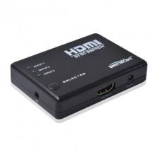 Суичър спитер 1080 P HDMI, 3 порта, дистанционно и PS3 XBOX към HDTV адаптер CA56