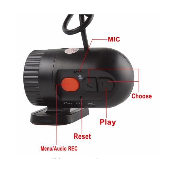 Мини рекордер за автомобил 400mAh HD 1280 * 720P -12Mpx AC38 2