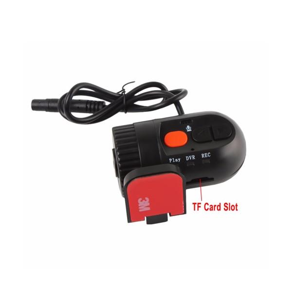 Мини рекордер за автомобил 400mAh HD 1280 * 720P -12Mpx AC38 4