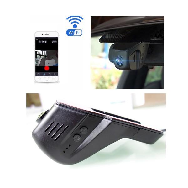 Безжична камера за кола Junsun с WI FI за Android и IOS, 12 MPX HD камера 2
