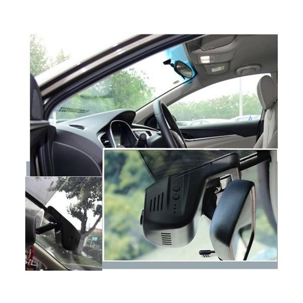 Безжична камера за кола Junsun с WI FI за Android и IOS, 12 MPX HD камера 6