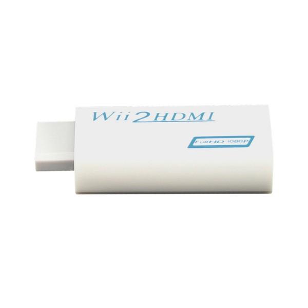 Мини конвертор Wii2HDMI преобразува видео и аудио във digital HDMI формат CA65