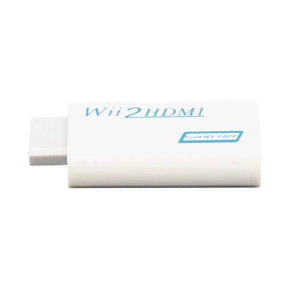 Мини конвертор Wii2HDMI преобразува видео и аудио във digital HDMI формат CA65 2