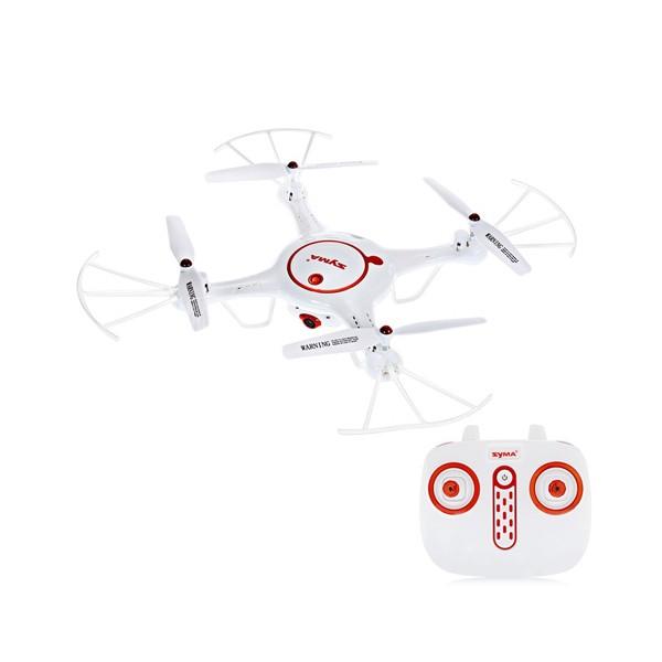 Професионален Квадрокоптер SYMA X5UC 4CH RC с HD камера Батерия 3.7 V 500 mAh 3