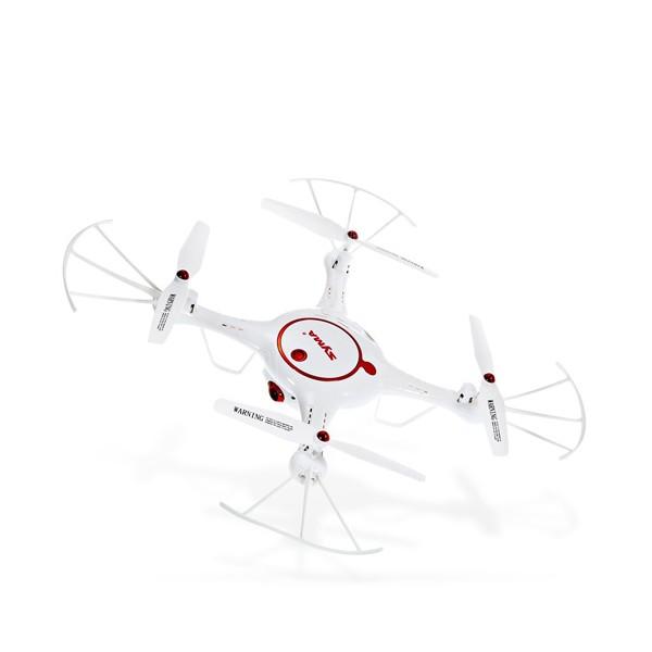 Професионален Квадрокоптер SYMA X5UC 4CH RC с HD камера Батерия 3.7 V 500 mAh 5