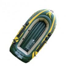 Надуваме лодка INTEX Seahowk 2 модел 301 с 2 броя весла, помпа и чанта за пренасяне