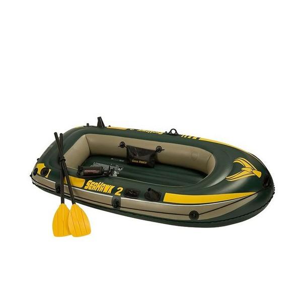 Надуваема лодка Seahowk 2 модел 301 с 2 броя весла 8