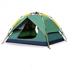 BS Wolf палатка с двойни слоеве Сенник и Удобна чанта