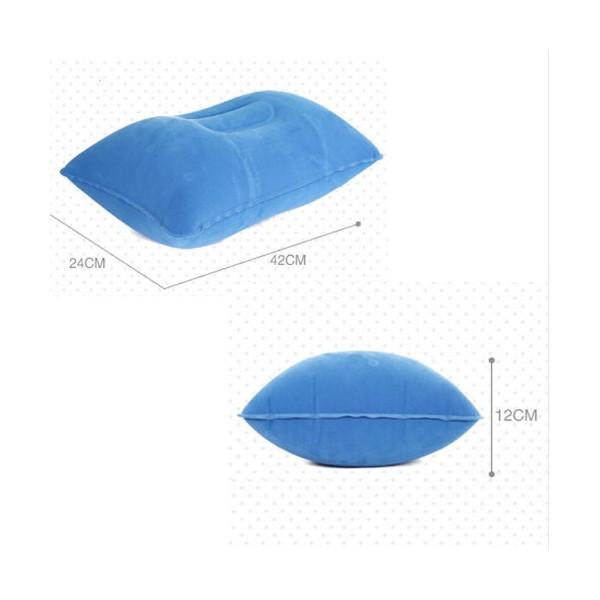 Надуваема възглавница SKOOLPEAN Q4Q41 с опция за надуване PVC вдлъбната форма 4