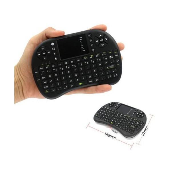 Безжична клавиатура RII 8 MINI за таблети, телевизионни кутии, конзоли и други 7