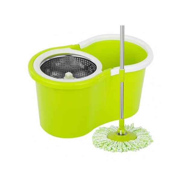 Моп за почистване на под - ламинат - spin mop 360 23
