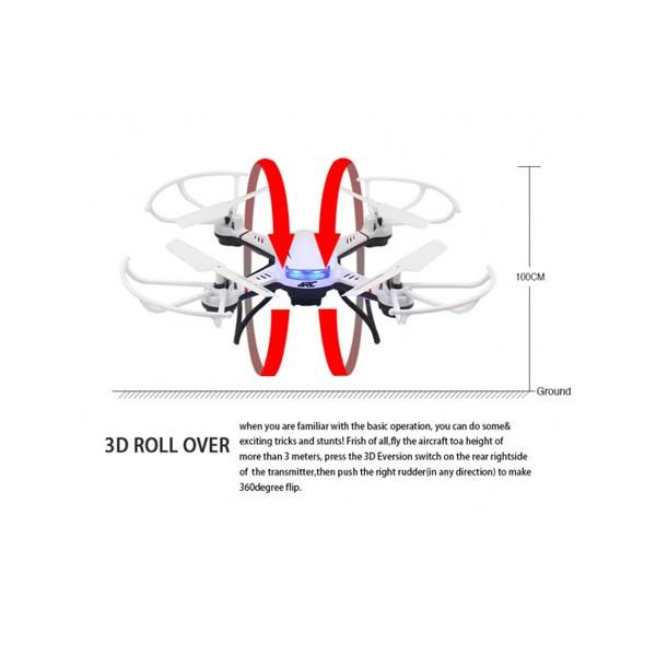 Квадрокоптер JJRC H12C RC HD 1080P камера 3.7V 750 mAh Li-Po батерия 2.4 GHz 28