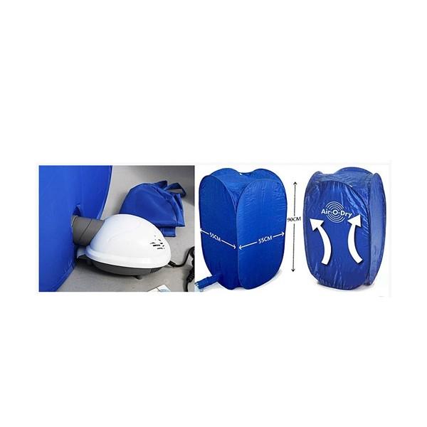 Сгъваема малка електрическа сушилня за дрехи компактна и преносима Air-O-Dry TV6 12