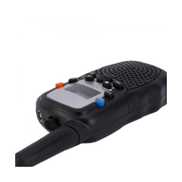 Уоки токи с голям обхват от 3км - вграден фенер BOBELL T388 PMR GMRS 7