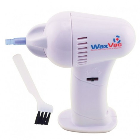 WaxVac уред за почистване на уши