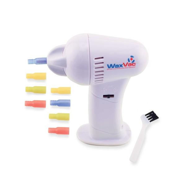 WaxVac уред за почистване на уши 3