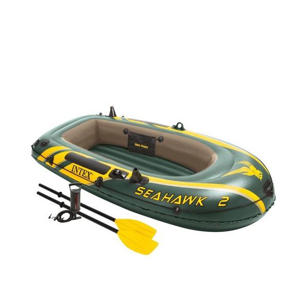 Надуваема лодка Seahowk 2 модел 301 с 2 броя весла 10
