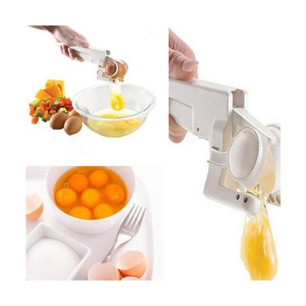 Мултифункционален уред за яйца Ez cracker 4