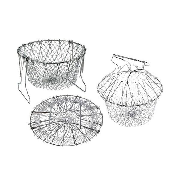 Мултифункционална кошница за готвене 12 в 1 TV38