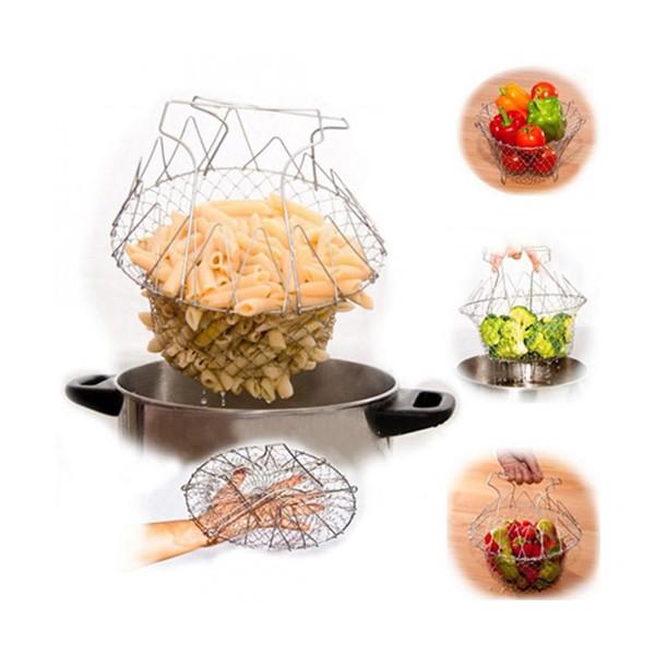 Мултифункционална кошница за готвене 12 в 1 TV38 8