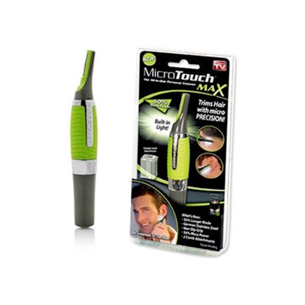Мултифункционален тример за тяло нос уши - Micro TouchMax TV8 8