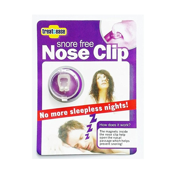 Устройство против хъркане Snore Free Nose Clip TV24