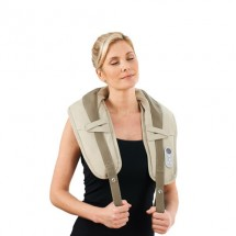 Тапинг масажор за врат гръб и рамене - шиацу масаж epulse