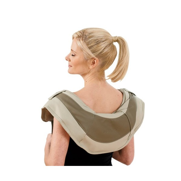 Тапинг масажор за врат гръб и рамене - шиацу масаж epulse TV73 2